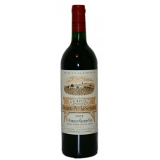 Grand Pey Lescours Magnum 2016 (1,5L)- St. Emilion Grand Cru
